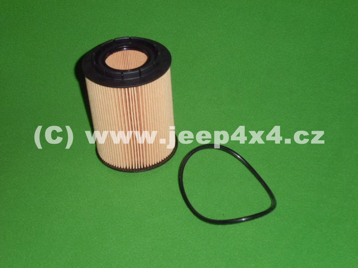 filtr oleje Jeep Grand Cherokee WH a Commander 3,0 CRD