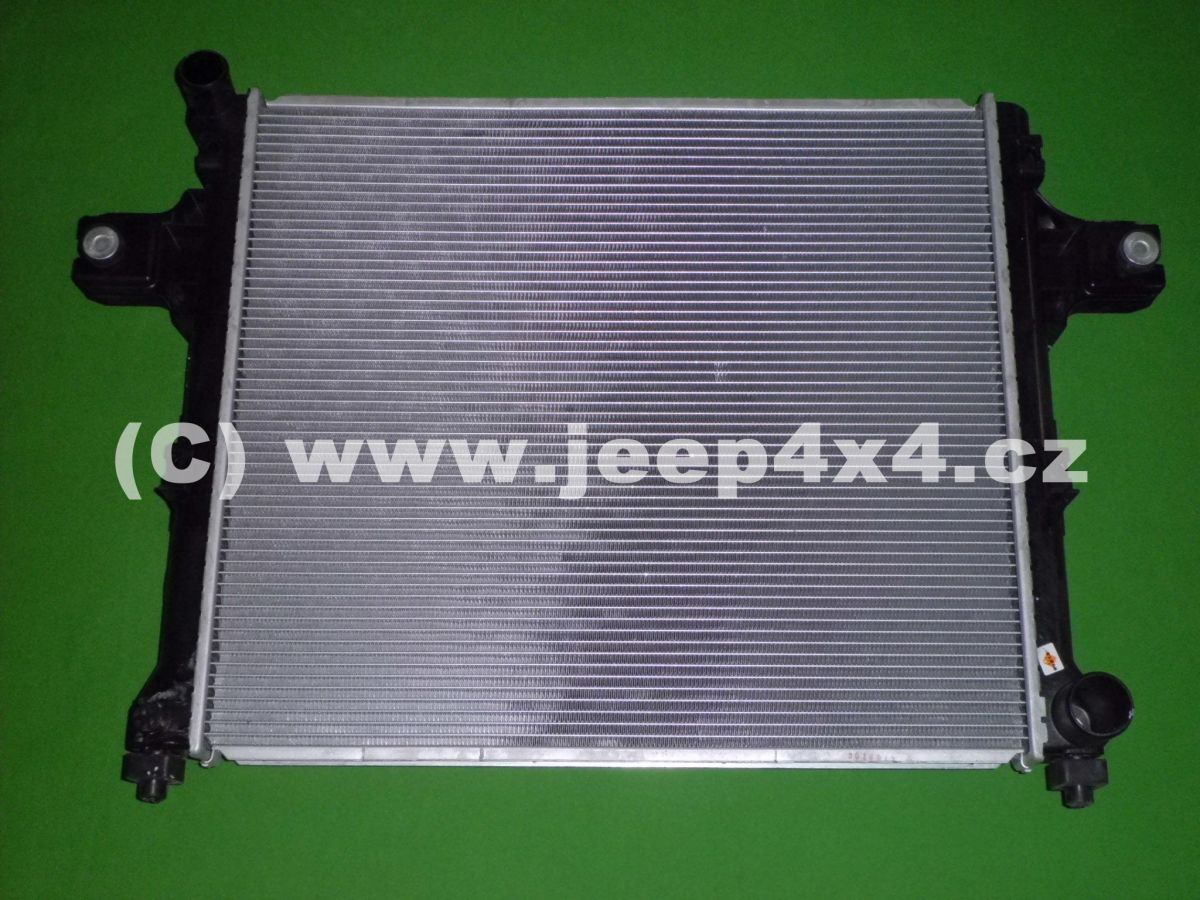 chladič Jeep Grand Cherokee a Commander 2005-2010 3,0CRD
