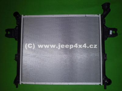 chladič Jeep Grand Cherokee a Commander 2005-2010 5,7HEMI
