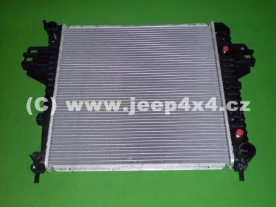 chladič Jeep Cherokee/Liberty KJ 3,7V6 do 2005