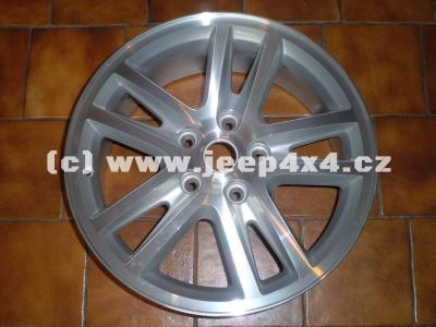 alu disk Jeep Grand Cherokee WK/WH Overland 5x127 18x8