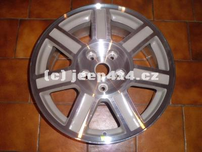 alu disk Jeep Commander a Grand Cherokee 5x127 18x8